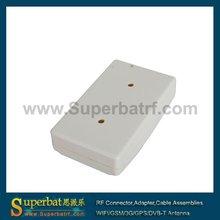 "Plastic Box Junction Case-2.55""*1.50""*0.71""(L*W*H)-DIY aluminum case"