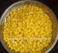 la nueva temporada de maíz en conserva de almendra