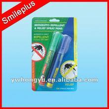Mosquito repellent relief 10ml hand sanitizer spray pen