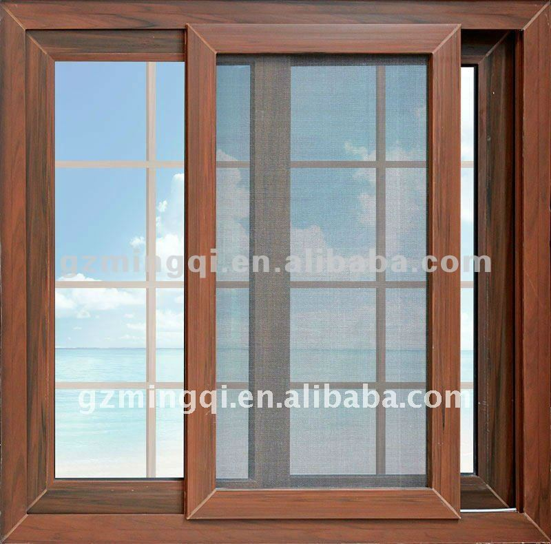 Pvc new sliding house window grill design view new window House window layout