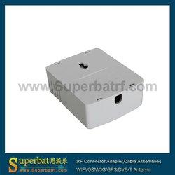 "Plastic Box Junction Case-2.96""*2.40""*1.10""(L*W*H) aluminum dog box"