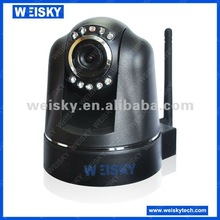 Weisky Economy IP camera with WIFI ,IR LED, Pan/Tilt Wireless Network Indoor IP camera
