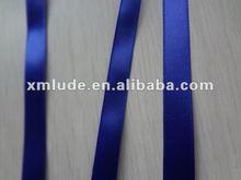 2012 hot sales Blue Polyester ribbon