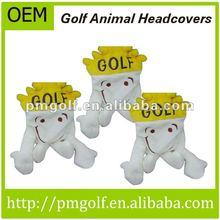 OEM Animal Golf Club Covers