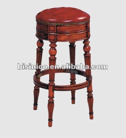 style am ricain bois massif tabouret de bar pour la maison. Black Bedroom Furniture Sets. Home Design Ideas