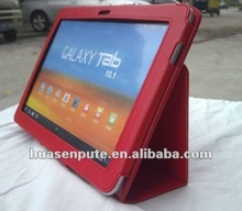 New leather case For Samsung Galaxy Tab P7510/P7500