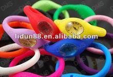 fashion sports watch with silicon wristband 2012