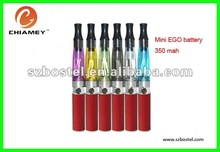 2012 best selling ego-t Super mini electronic cigarette with strong vapor