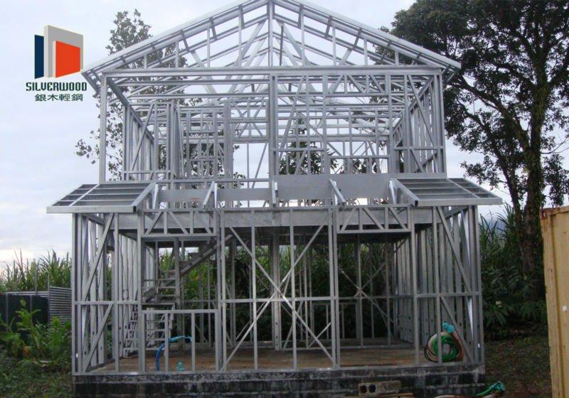 Bela luz a o de quadro casa casas pr fabricadas id do produto 635244271 - Light frame house plans ...