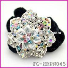 2012 new designed crystal rhinestone Hair ornaments