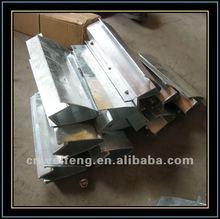 V lock socket & wedge common angle iron sizes