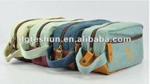 2012 lether wholesale pencil case
