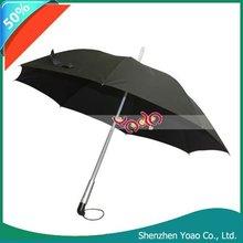 Nice Fashion LED Umbrella Black