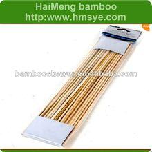 BBQ accessories bamboo stick