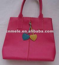 2012 hot sales leather handbags