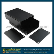 "Aluminum Box Enclosure Case -4.33""*2.87""*1.85""(L*W*H) pcb aluminum box"