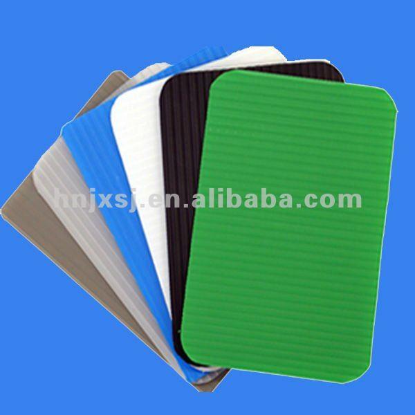 Corrugated Polypropylene Sheet,Fluted Polypropylene Sheet