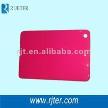 pink tpu soft custom case for ipad mini