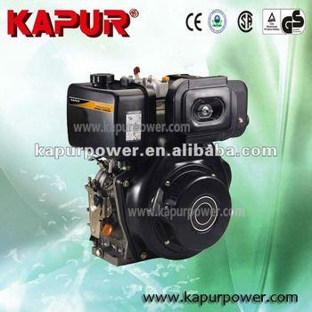 KAPUR small diesel motor engine KD170F