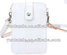 pu cell phone belt bag for women