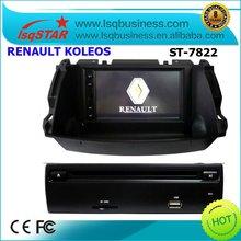Renault Koleos Car DVD with GPS Navigation hot selling