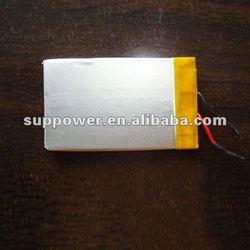 4S Cell adding PCM wires dot matrix printer lithium polymer battery 1500mah