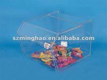 Acrylic candy box/candy bin
