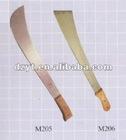 Farm Tools - Sugarcane Machete (Cheap Prices)