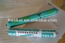 Neutral weather resistant silicone sealant