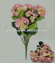 Hydrangea Bush Artificial Flowers