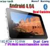 2012 best-selling tablet Original Ainol Novo 7 Fire Tablet pc price china