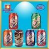 Carbonated Drinks/ Soft Drinks (Cola/grape/orange/sarsi/lemon lime/strawberry/Soda Water)