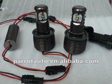 Best price H8 angel eye kits for BMW E92 High power 20W