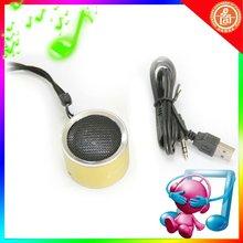 2012 China Fantistic Car Mini Speaker