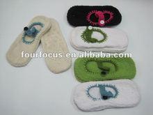 winter womens acrylic warm thick anti slip floor socks