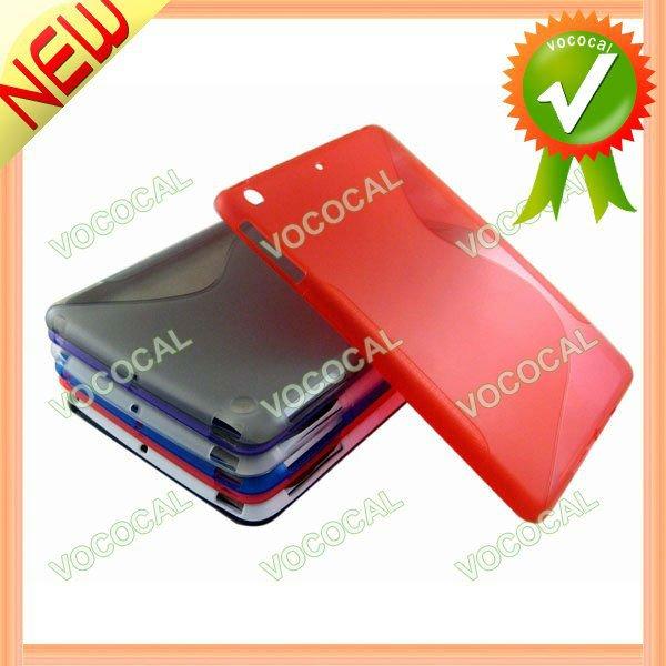 for iPad Mini S Line TPU Case
