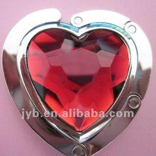 Heart Shape Purse Hook