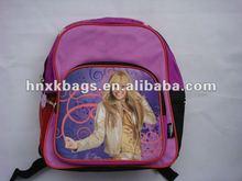 Hot Sales attractive school bag in low price