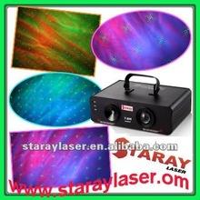 DMX Laser party light LED RGB