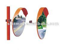 Convex Mirror Traffic Safety