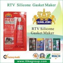 3oz High Heat Silicon Sealant RED