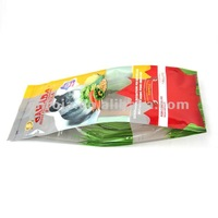 Non Toxic And Eco Friendly Zip Lock Food Safe Plastic Bags
