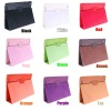 Newest Litchi Embossed pattern Folio PU Leather Smart Cover Case for iPad 3/2 and for New iPad with stand