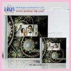 New Crystal Wedding Album Self-adhesive Photo Book