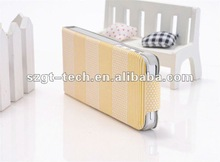 Newest Lady Cute lovely design leather case for iPhone 5 iPhone5