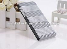 Luxury Flip PU Leather good quality card Cover Case for Apple iPhone 5