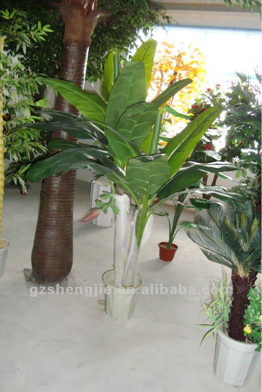 Alibaba manufacturer directory suppliers manufacturers for Artificial banana leaves decoration
