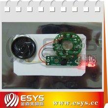 Supply burglar alarm infrared detector door sensor remote control button sound and light alarm siren power