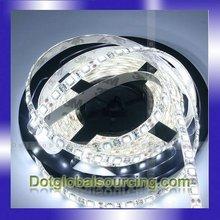 300 Pcs White LED Strip Light 5m Flexible Glue Dropping Waterproof Cool