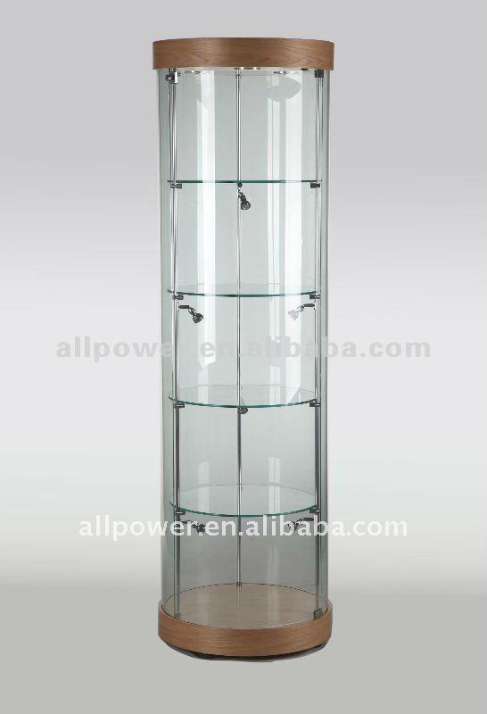 vitrine en verre pas cher hoze home. Black Bedroom Furniture Sets. Home Design Ideas